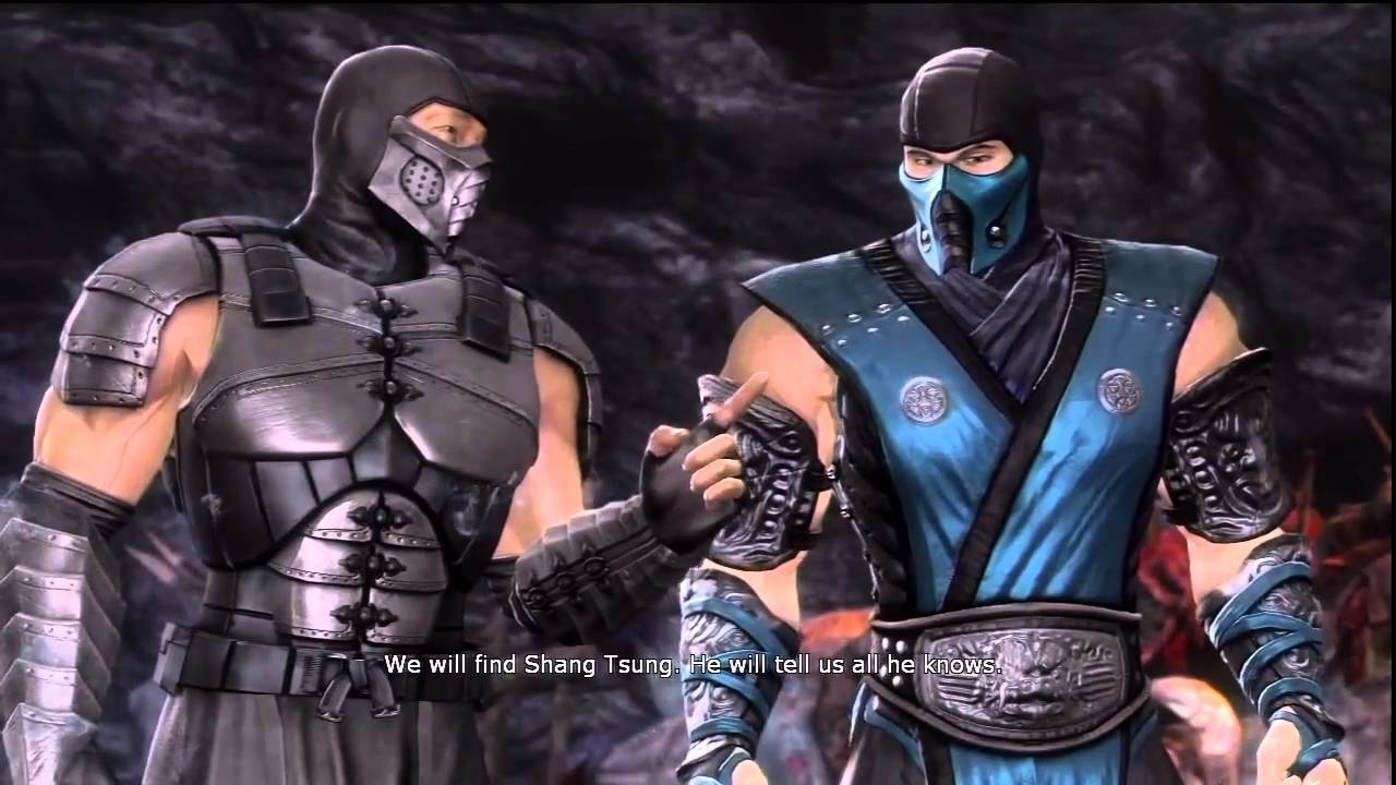 Mortal Kombat Malcolm