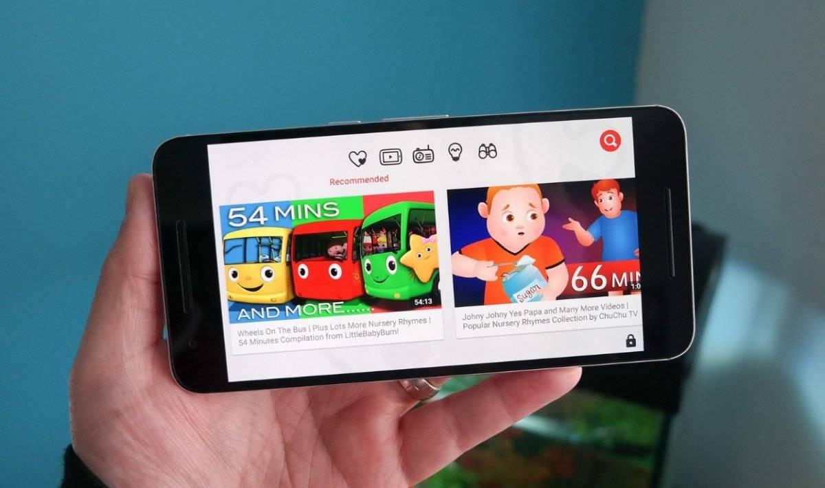 Por un internet más seguro, paso a paso para usar YouTube Kids