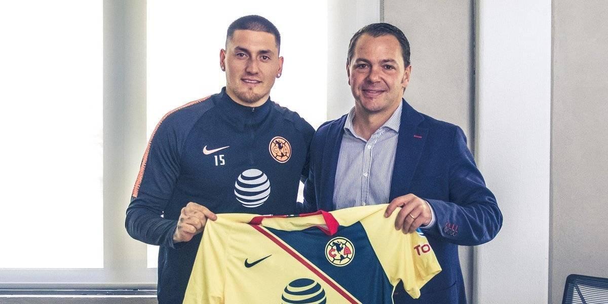 Nico Castillo, nuevo integrante de los 'traidores' del futbol