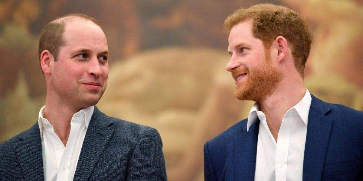 Revelam o conselho que acabou distanciando os irmãos Harry e William