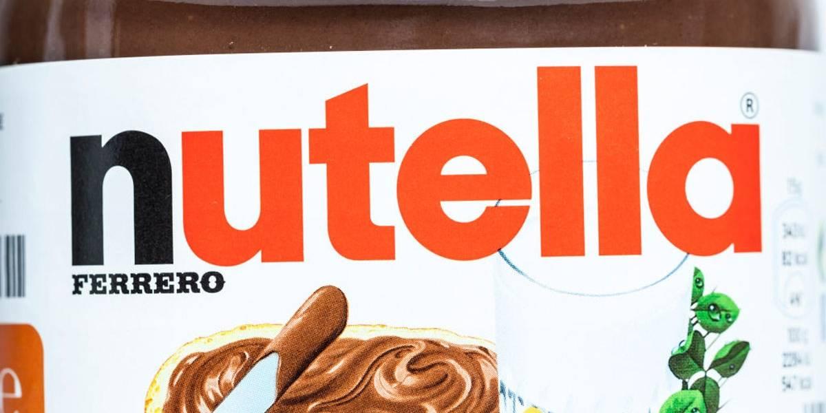 Dia Mundial da Nutella é comemorado nesta terça-feira