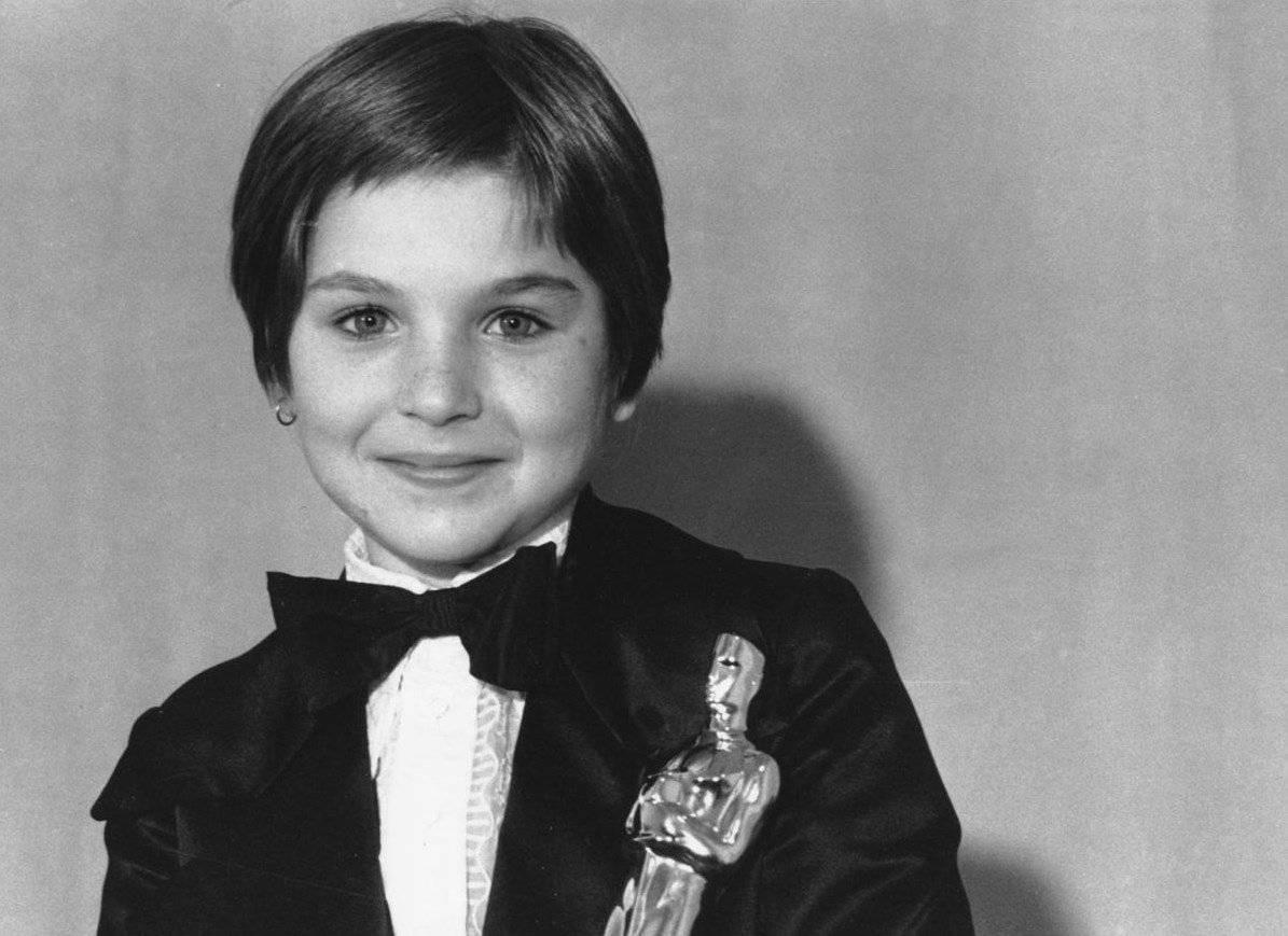 Oscar: Ella es la ganadora más joven de la historia