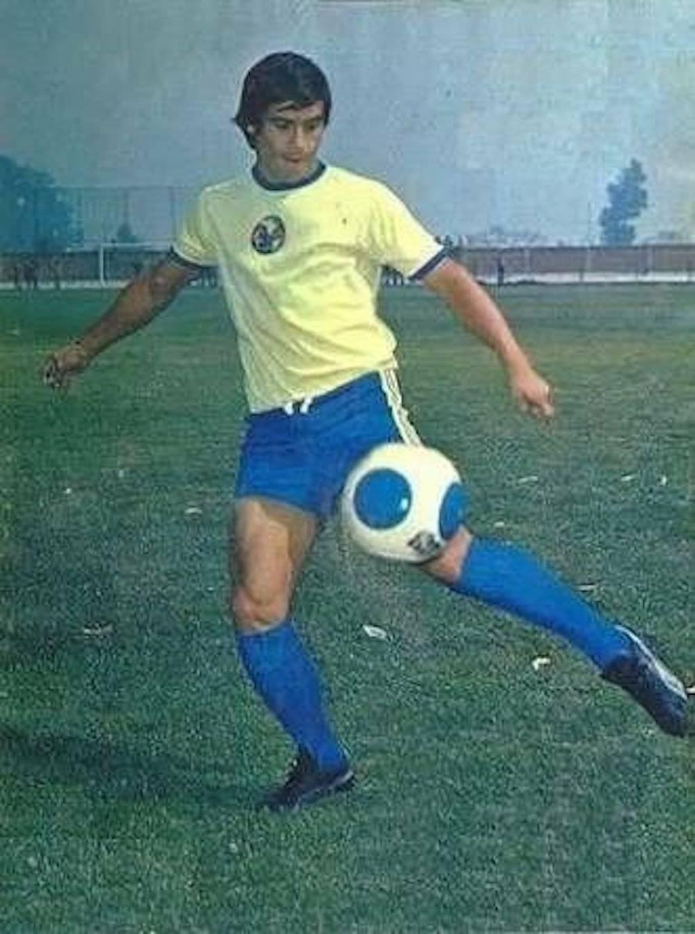 "Osvaldo Castro ""Pata Bendita"" / Archivo"