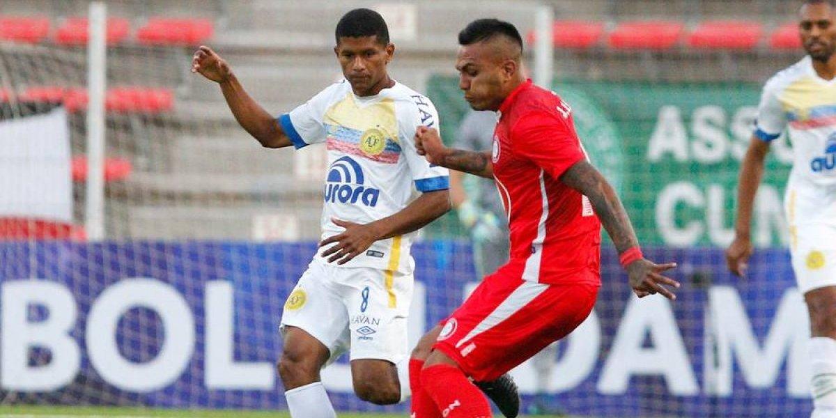 Así vivimos el empate de La Calera ante Chapecoense en su debut en la Sudamericana