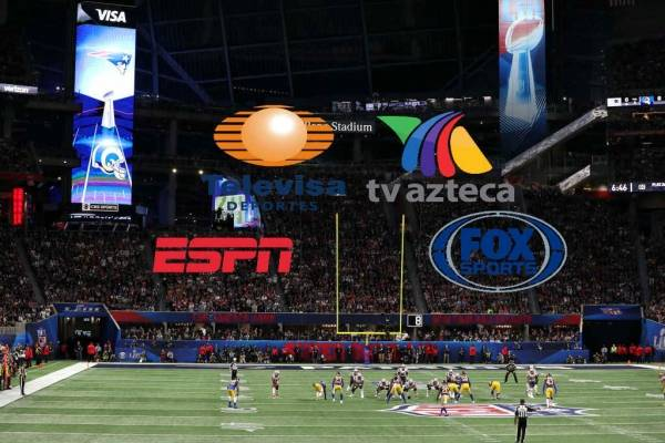 Qué televisora ganó en raiting del Super Bowl LIII