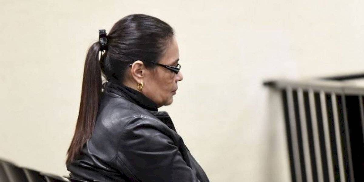 Caso RIC: Juez rechaza petición de Baldetti para modificar delito