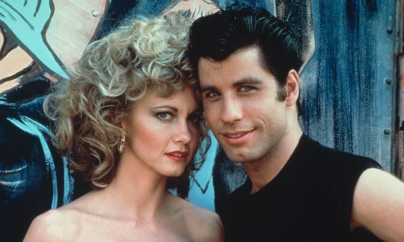 Sandy y Danny