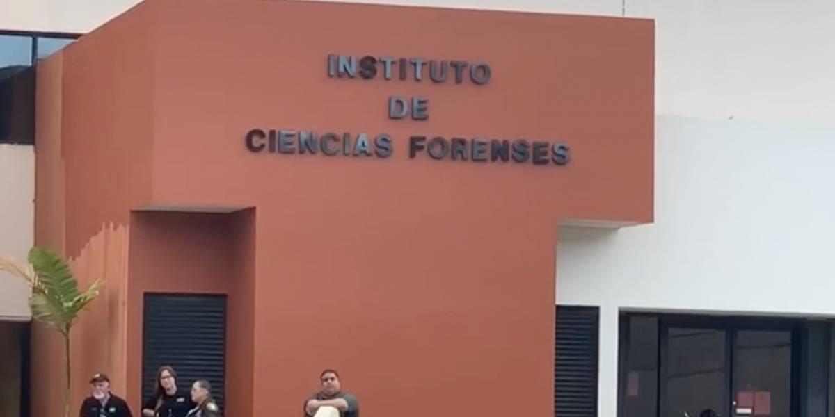Ciencias Forenses inaugura oficina de Ayuda Emocional y Espiritual al Ciudadano