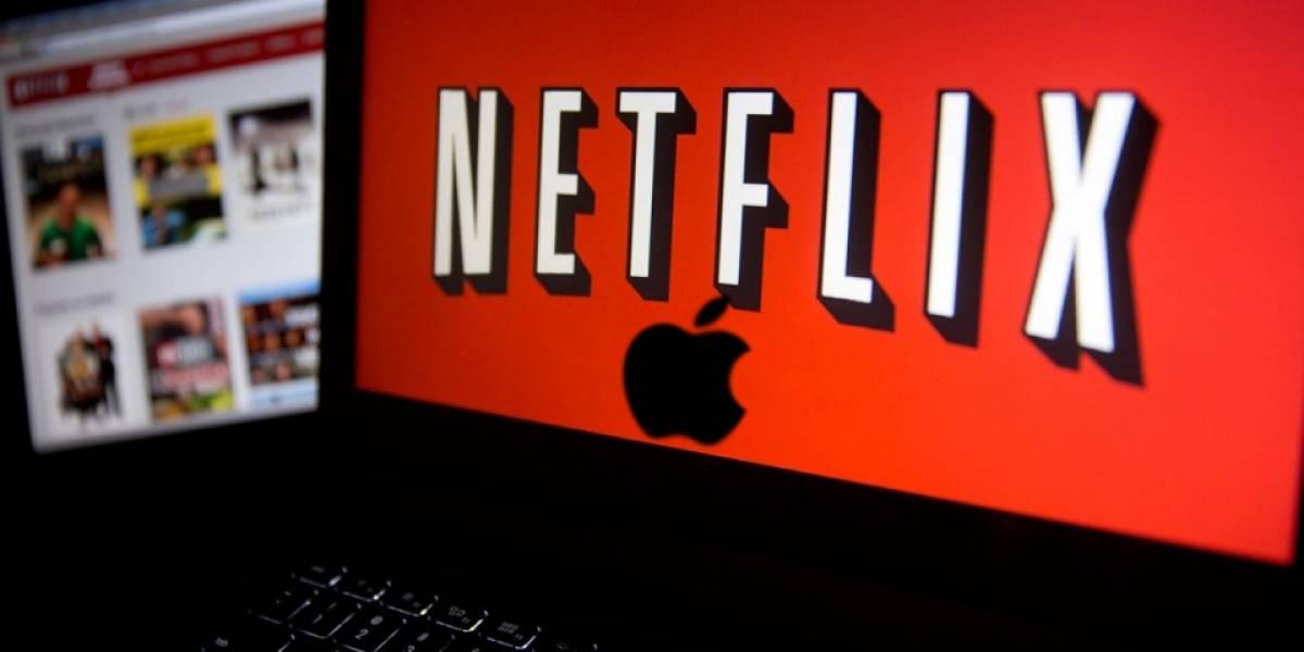 Netflix podría ser adquirido por Apple según analistas