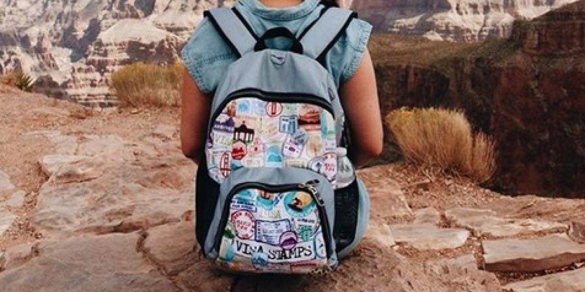 Ya puedes personalizar tu mochila con tus diseños favoritos