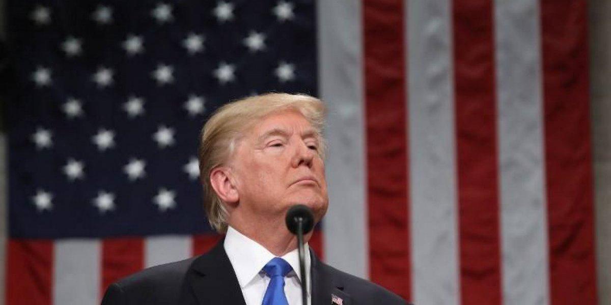 EN VIVO. Trump pronuncia su discurso sobre el Estado de la Unión