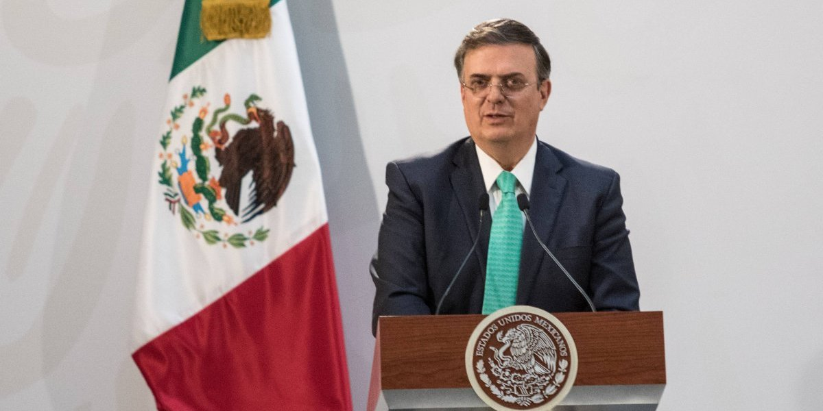 México no defiende a Maduro; está a favor del diálogo en Venezuela: Ebrard
