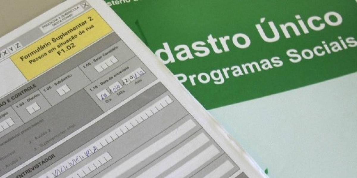 Governo dá novos prazos de inscrição no CadÚnico para idosos e pessoas com deficiência