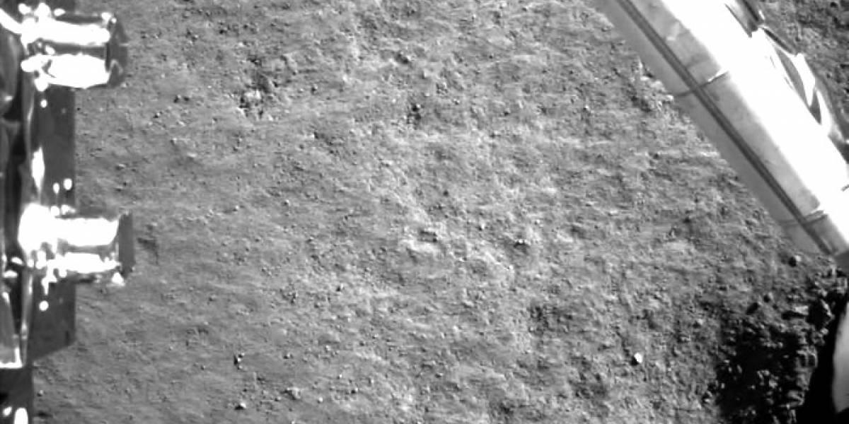 Revelan nuevas imágenes del lado oculto de la Luna — Carrera espacial