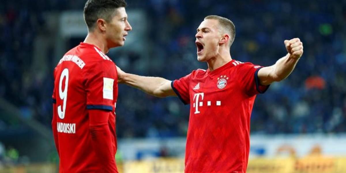 Copa da Alemanha: onde assistir ao vivo online o jogo Hertha Berlin x Bayern de Munique