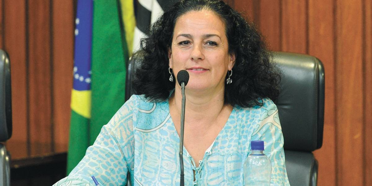 Marta Marcondes: 'Rejeito irá ao São Francisco'