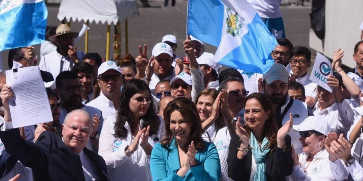 Registro de Ciudadanos del TSE ordena la inscripción de Zury Ríos como candidata