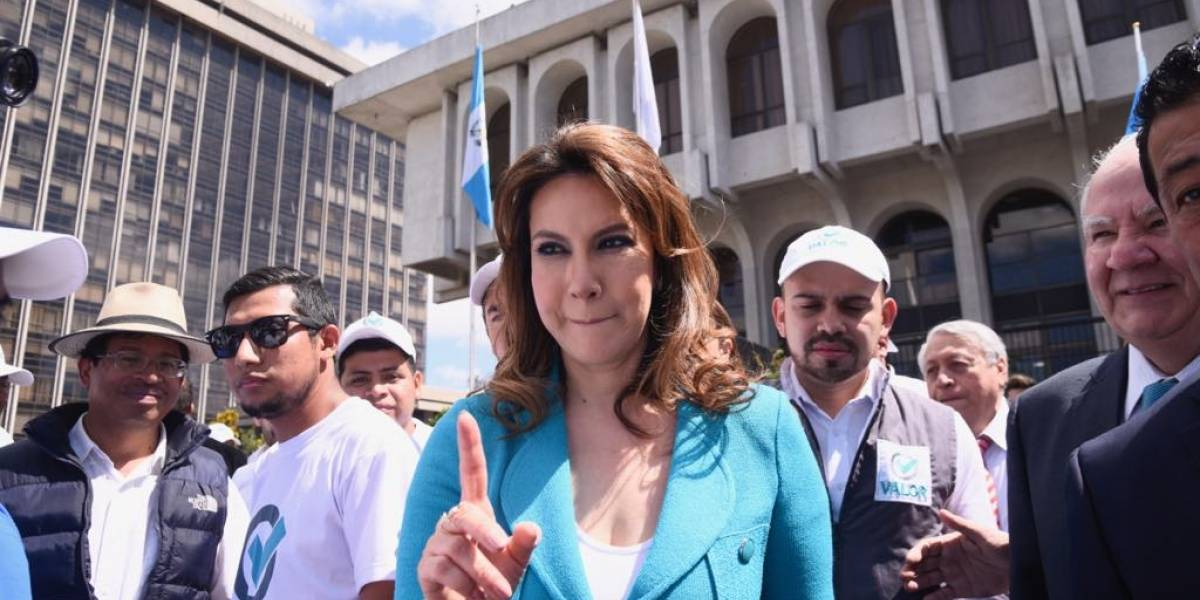 Accionan contra denegatoria de inscripción de la candidatura de Zury Ríos