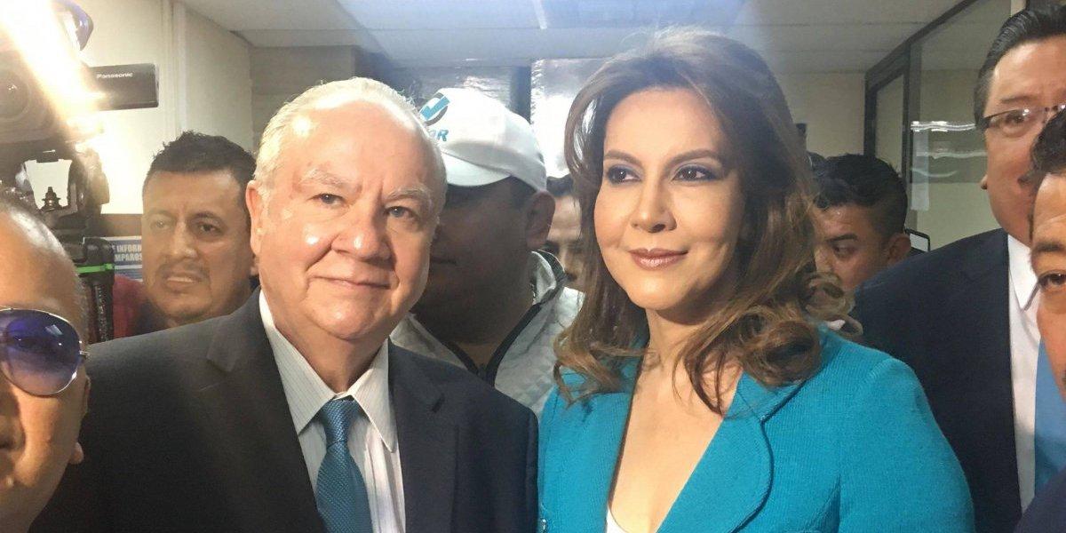 Zury Ríos se congratula por amparo otorgado por CSJ