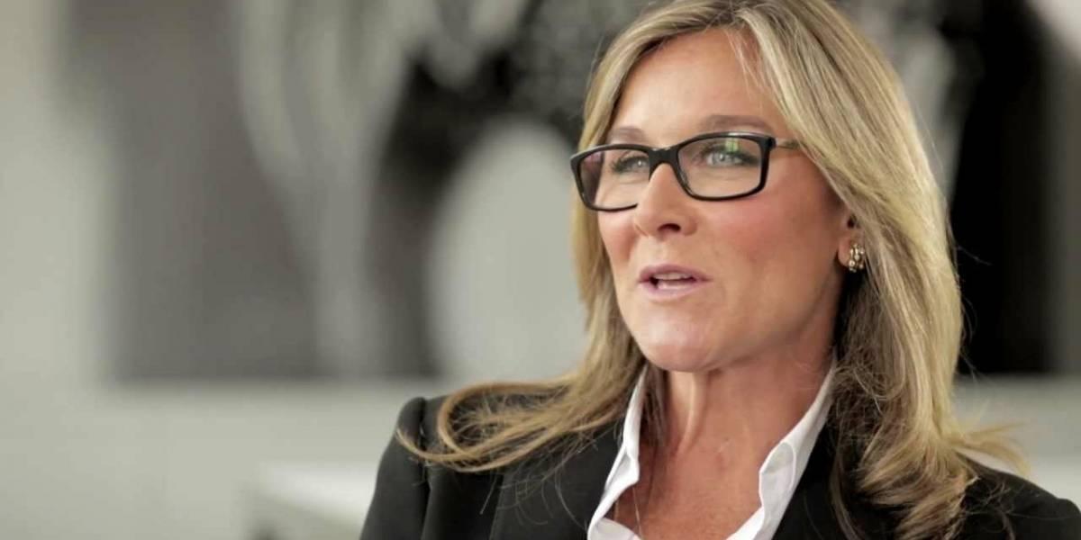 Angela Ahrendts dejará Apple y será reemplazada por Deirdre O'Brien