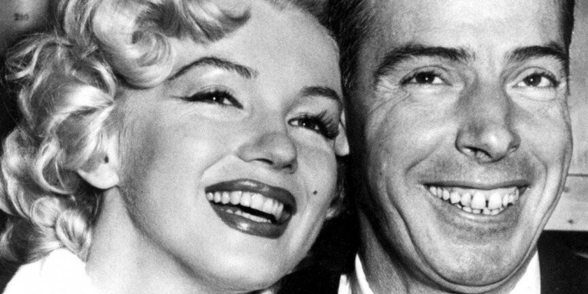 Subastan vestido con que Marilyn Monroe anunció divorcio de Joe DiMaggio