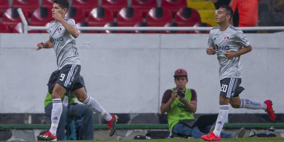 Atlas gana y mantiene viva la esperanza en Copa MX