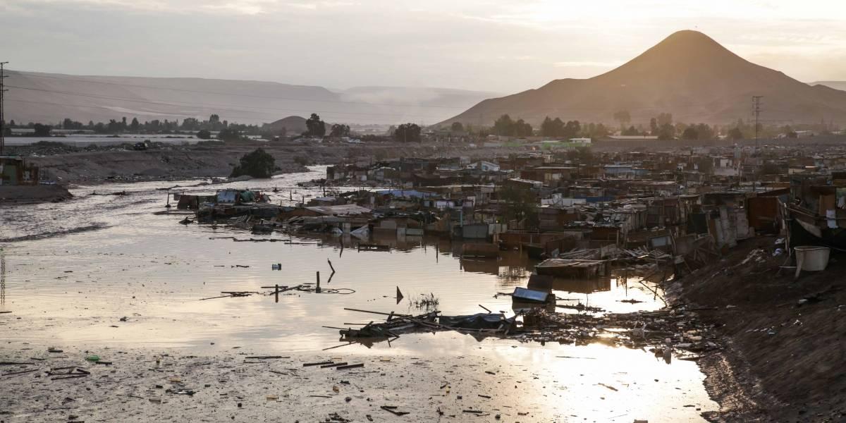 Autoridades confirman reapertura de Ruta 5 Norte entre Arica e Iquique