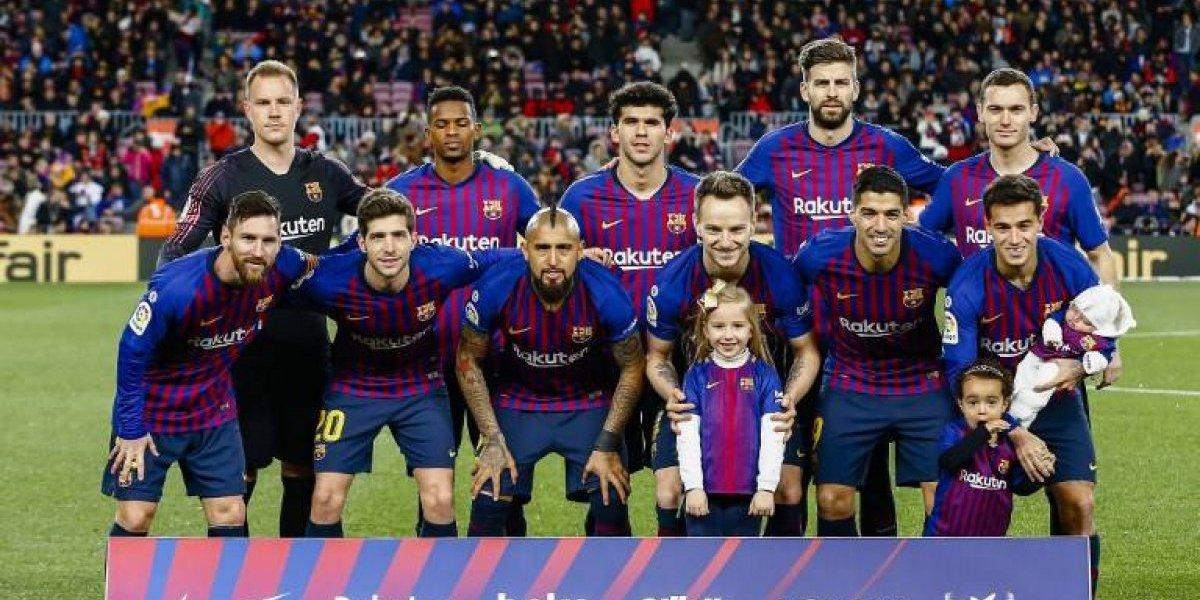 El Barcelona usara una camiseta especial para este clásico