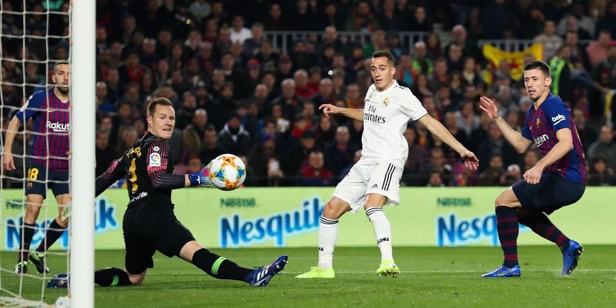 ¡Nos vemos en Madrid! Vibrante empate entre Barça y Real (1-1)