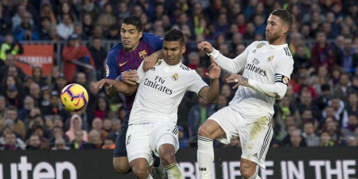 Barcelona vs Real Madrid: Dónde ver el clásico español en Copa del Rey