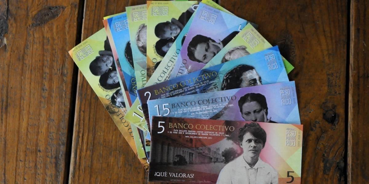 Billetes boricuas