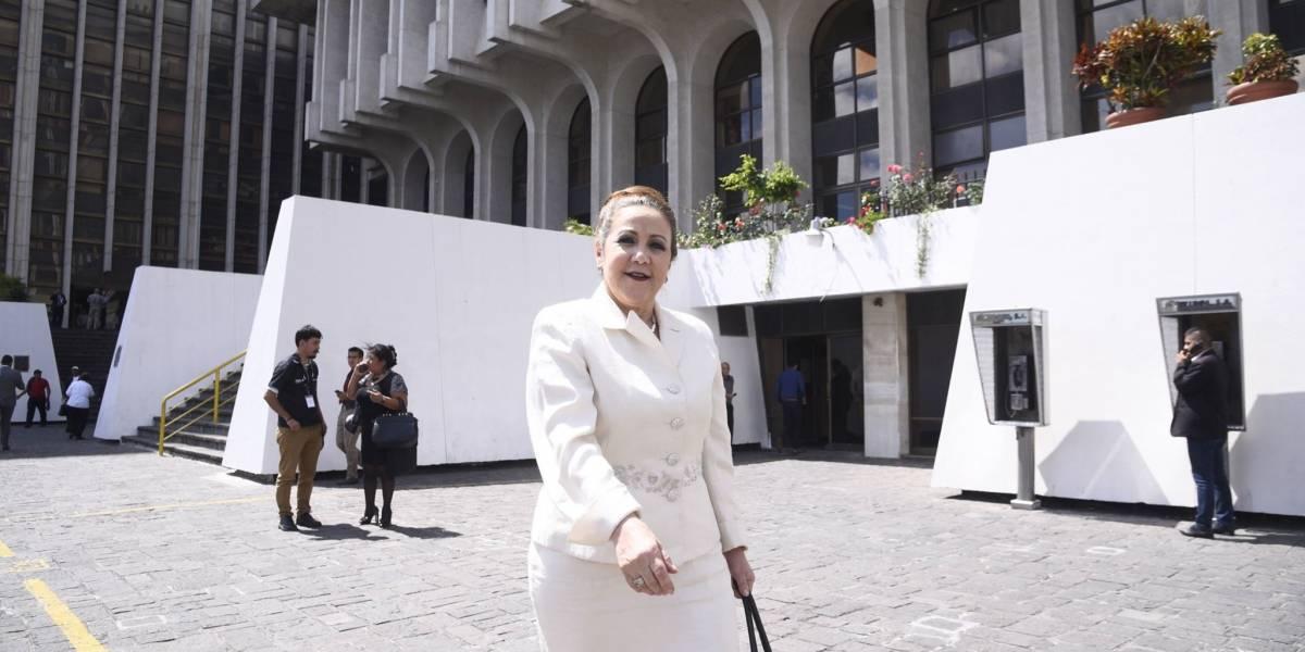 Juzgado sin resolver la situación de Blanca Aída Stalling