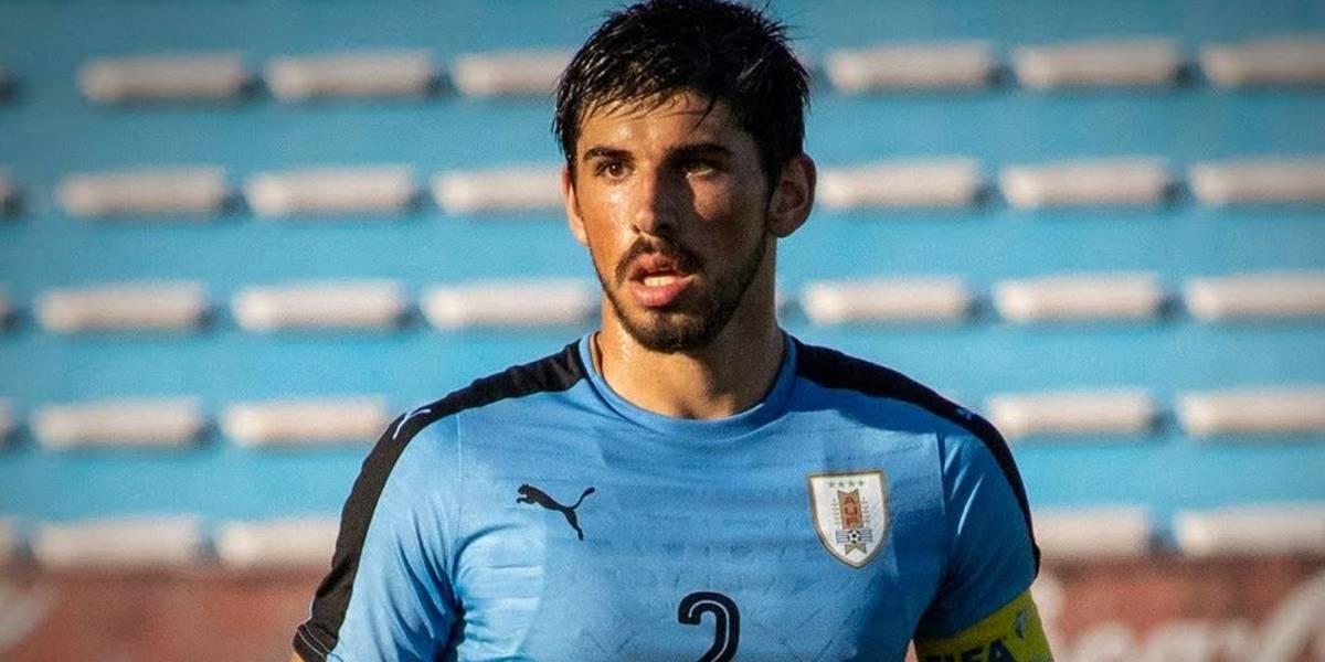 Corinthians acerta contratação do zagueiro uruguaio Bruno Méndez