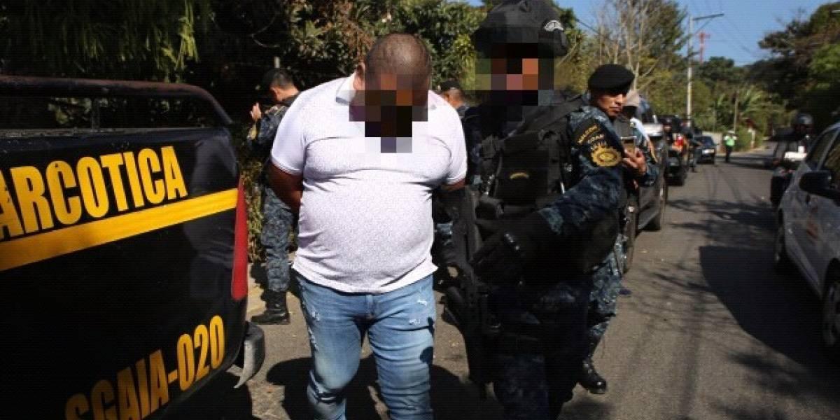Capturan a extraditable a EE. UU. en carretera a El Salvador