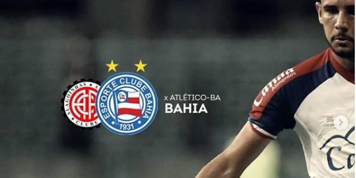 Campeonato Baiano 2019: onde assistir ao vivo online o jogo ATLÉTICO X BAHIA