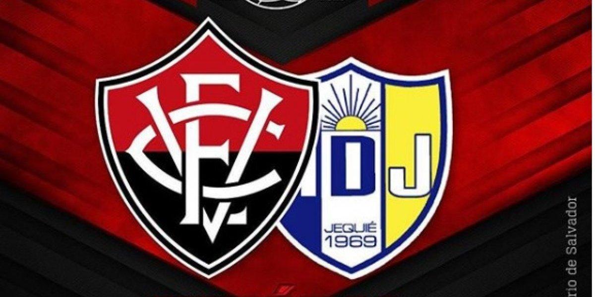 Campeonato Baiano 2019: onde assistir ao vivo online o jogo VITÓRIA X JEQUIÉ