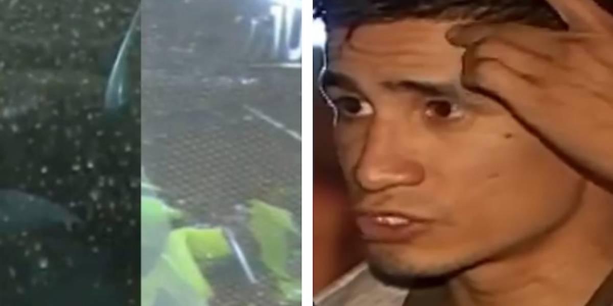 VIDEO: la versión del taxista que transportó a un muerto en Bogotá
