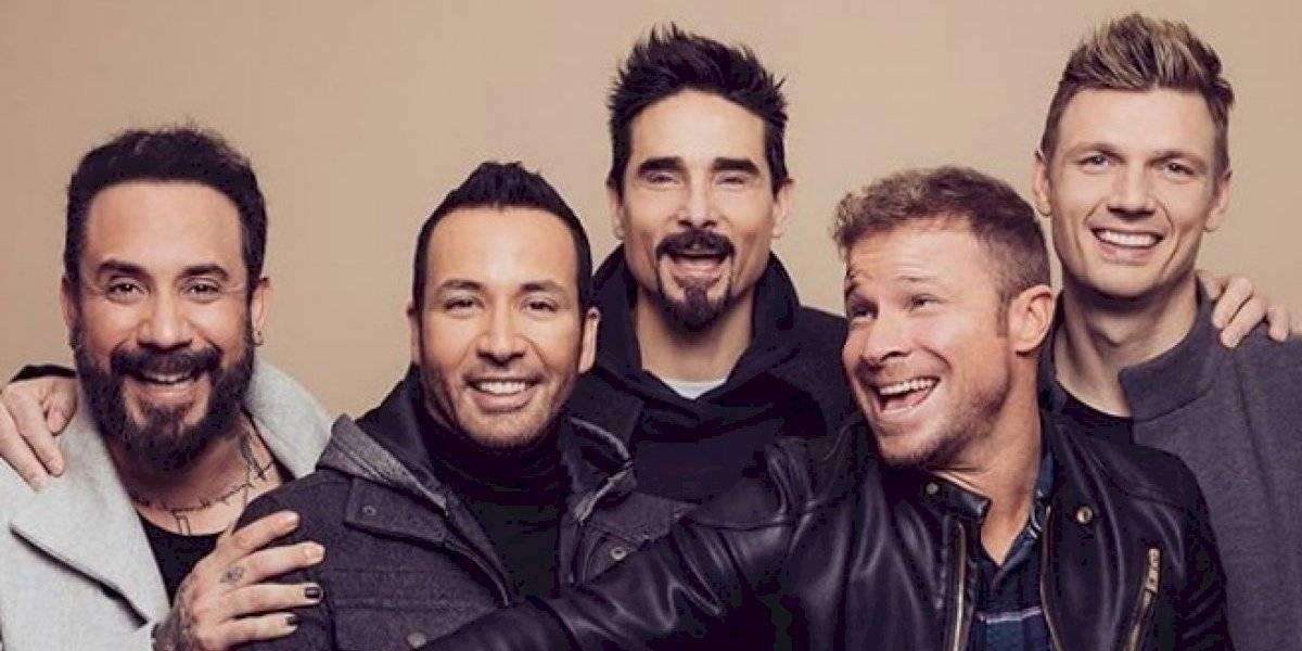 ¡Atención fanáticas!: Backstreet Boys vuelve a Chile
