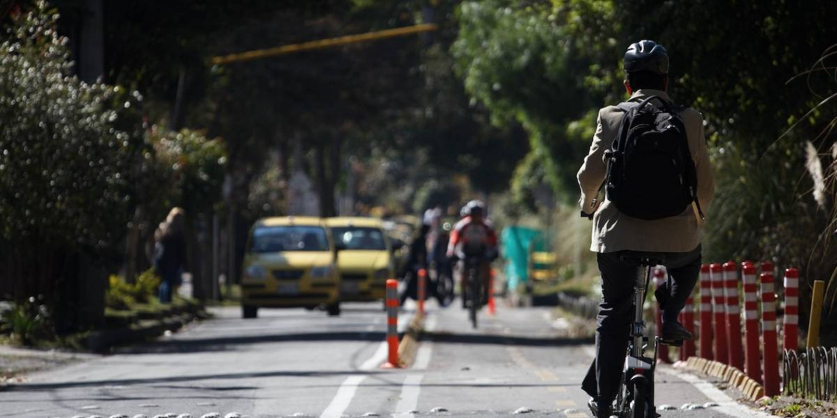 ¡Atención!  Alerta amarilla y naranja por calidad del aire en Bogotá