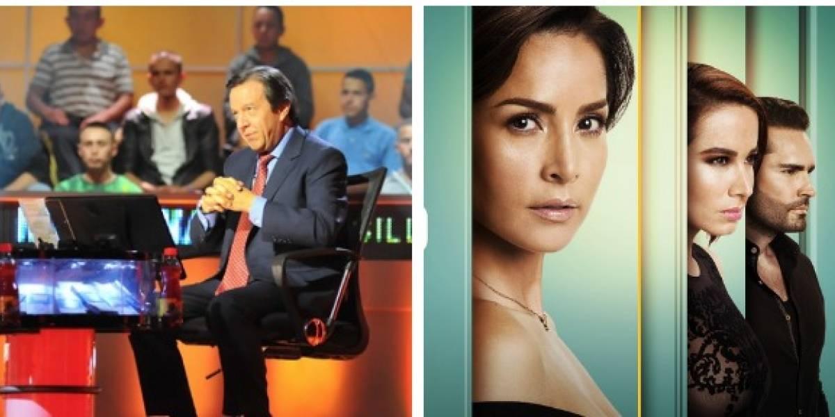 Presentador responde a las críticas de Paulo Laserna sobre el Canal 1