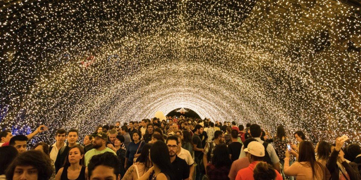 GDLUZ volverá a iluminar el aniversario de Guadalajara