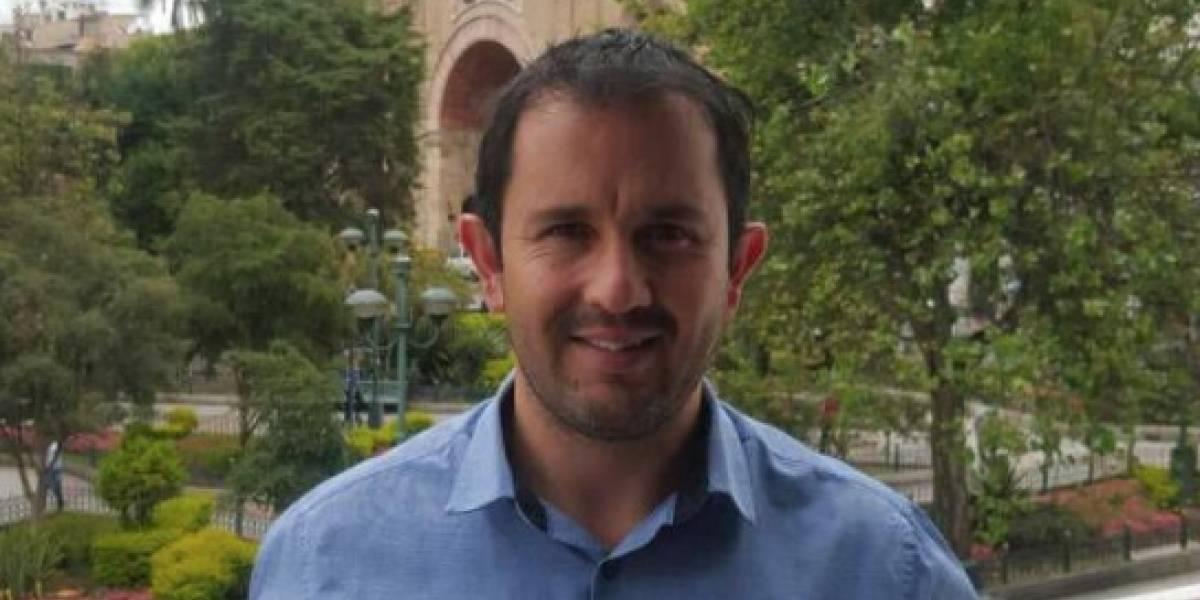 Iván Granda será titular de la Secretaría Anticorrupción de la Presidencia