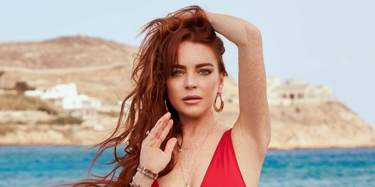 Lindsay Lohan revela una nueva faceta en MTV