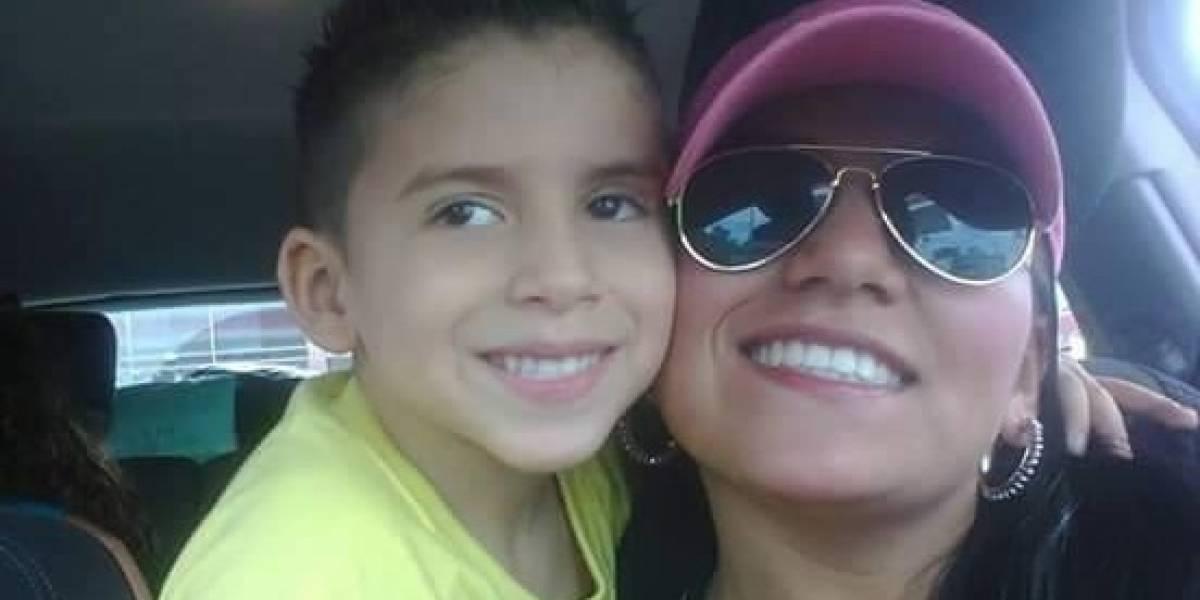 Los mensajes de amigos y desconocidos a mamá e hijo que saltaron de un puente