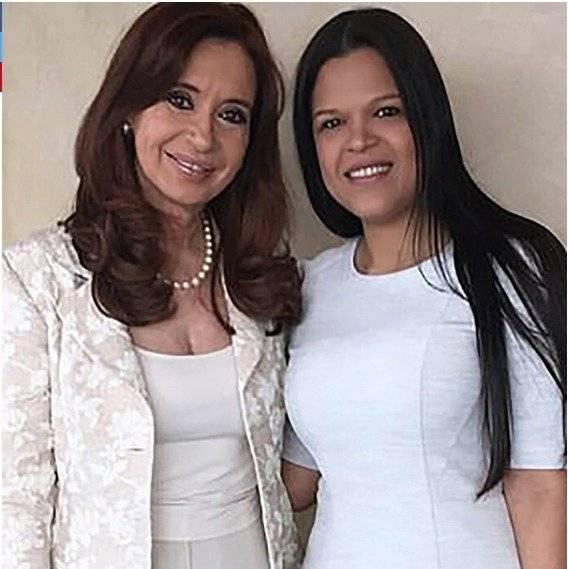 Hija de Hugo Chávez