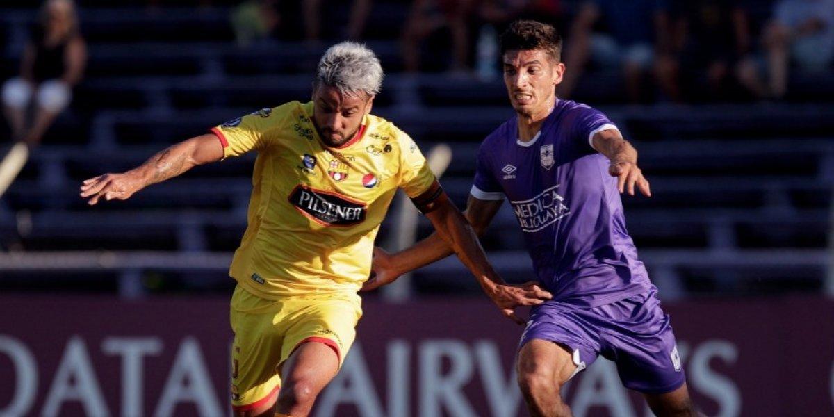 Conmebol rechazó apelación de Barcelona SC: Defensor Sporting clasifica a tercera fase