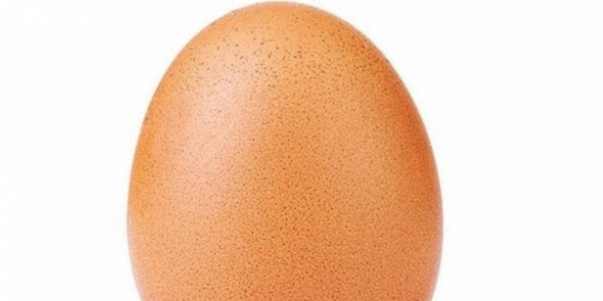 El huevo más famoso de Instagram se quebró y reveló un gran problema
