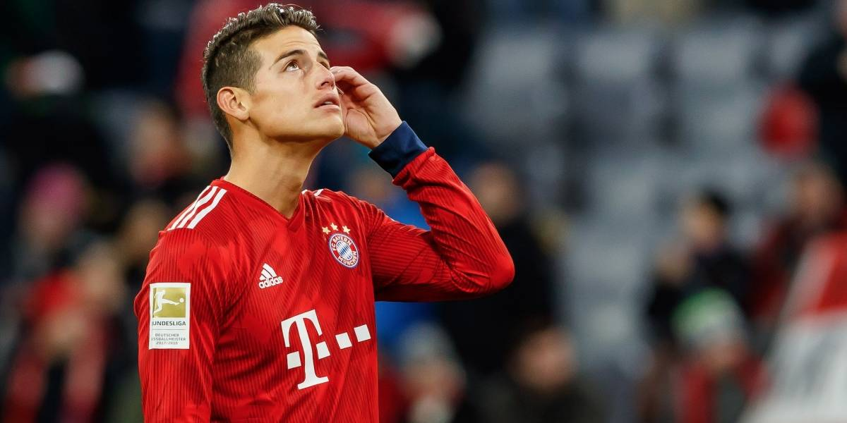 ¿Sentenciado? Técnico del Bayern lanzó fuerte advertencia a James Rodríguez