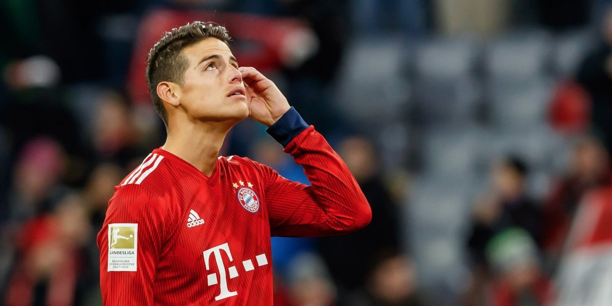¿Fin de la novela? Alto mando del Bayern Múnich reveló qué pasará con James Rodríguez
