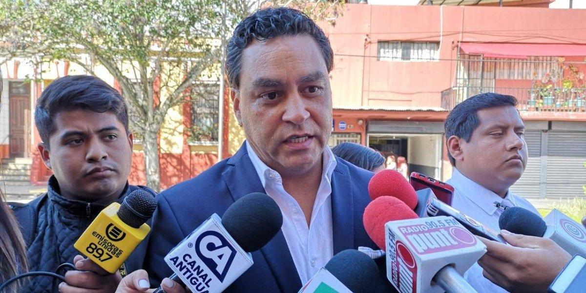 Carlos Cerezo Blandón busca ser presidenciable sin partido